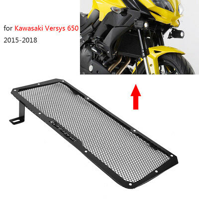 Fuel Tank Radiator Grille Guard Cover for Kawasaki Versys 650 KLE650 2015-2018