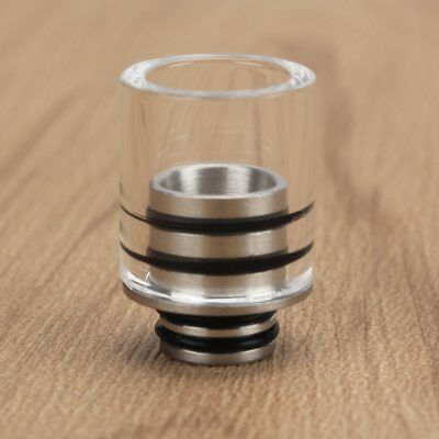 ... Self Adjusting DIY Center Pin 22mm. Source · Clear Clean Stainless Steel Glass Drip Tip Fit 810/510 Thread Vape Mouthpiece