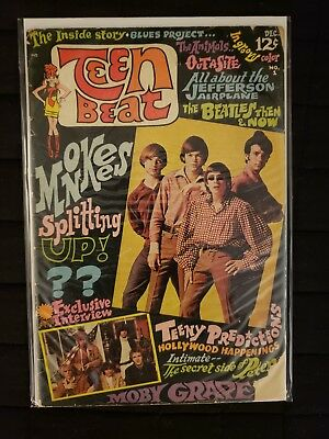 Teen Beat #1 (Silver Age) Monkees