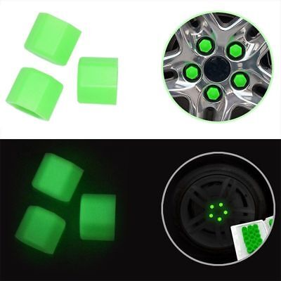 17mm PLASTIC WHEEL NUT BOLT COVERS CAPS UNIVERSAL SET FOR ANY CAR