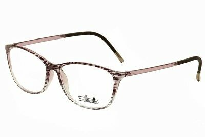 9027fd01b8cf Silhouette Eyeglasses SPX Illusion 1563 6050 Full Rim Optical Frame  55x15x130mm