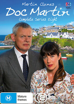 Doc Martin Series SEASON 8 : NEW DVD