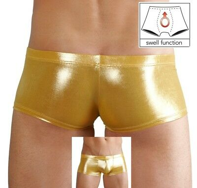 Svenjoyment Push-Up Swell Stretchloch Hipster Pants GOLD hautnah Dessous in M+L