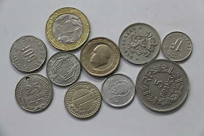 World Coins Useful Lot A98 Ww5