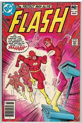 The Flash #283 1980 Dc Bronze Age Nice!