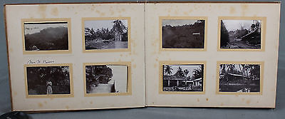 Early 20th Century Photograph Album India