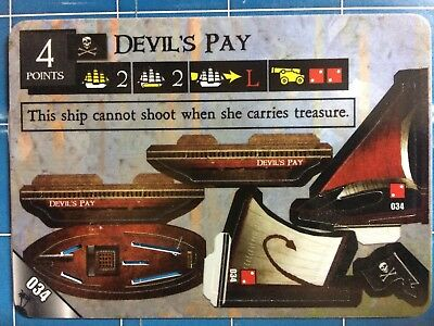 Pirates of the Mysterious Islands - Devil's Pay 034
