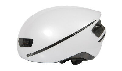 Casco de Carretera BBB Tithon Blanco Brillo Talla M