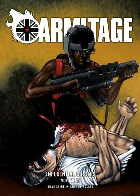 Judge Dredd - The Megazine 290 Supplement - Armitage Influential Circles(2000Ad)