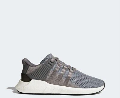 Adidas Men's EQT Support ADV 91/17, Grey/ Grey/ Cloud White Sz 12 Shoes Sneakers