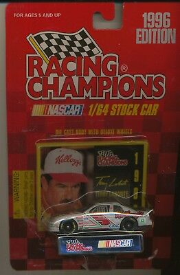 Racing Champions Nascar Terry Labonte 1996 Edition #5 Kelloggs Die Cast Car 1/64