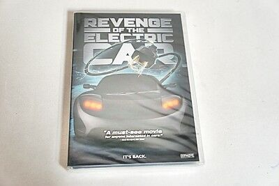 Revenge Of The Electric Car 2012  New-Dvd