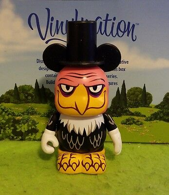 "DISNEY Vinylmation 3"" Park Set 12 Splash Mountain Vulture"