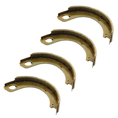 Four Brake Shoe  for Massey Ferguson Tractor TE20 TO20 TO30 shoes