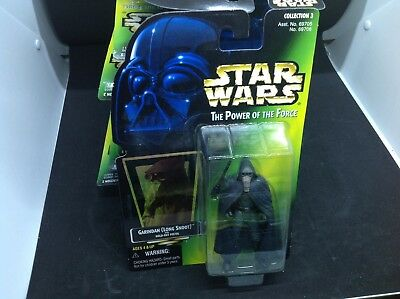 Star Wars The Power of the Force 1997 Garindan (Long Snoot) Collectors Set