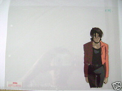 Cowboy Bebop Elektra Ovirowa Anime Production Cel