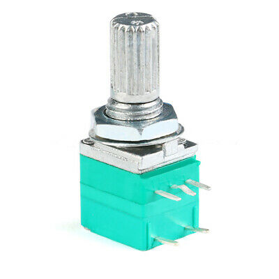 RV097NS Linear Mono Sealed Potentiometer B5K 10K to 500KΩ 15mm 5-Pin With Switch