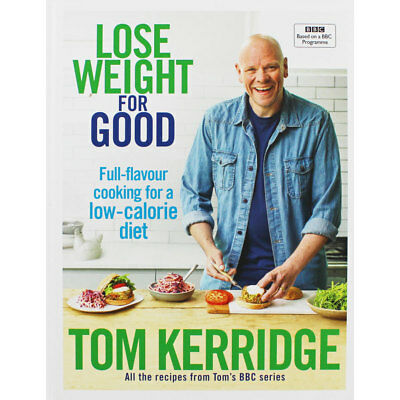 Tom Kerridge - Lose Weight for Good (Hardback), Non Fiction Books, Brand New