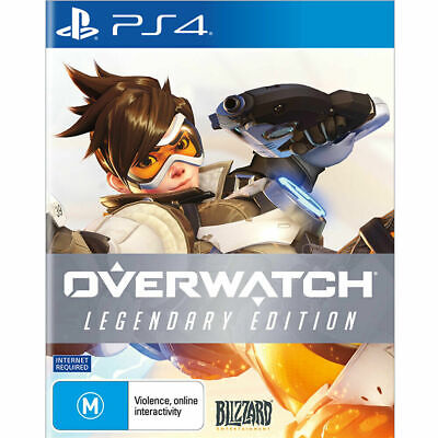 Overwatch Game of The Year Edition - Playstation 4 (PS4) Brand New Sealed