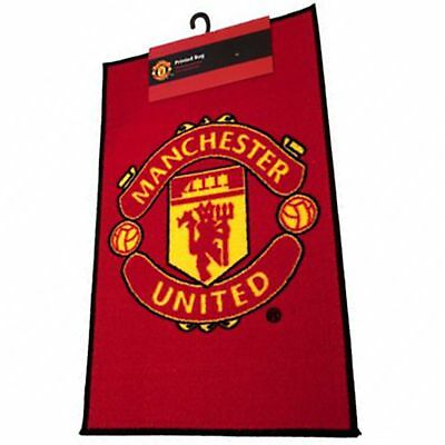 Manchester United Fc Floor Rug New Official Man Utd