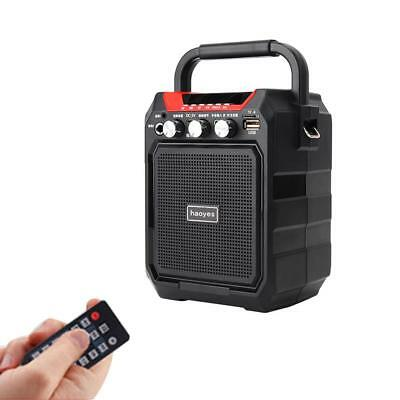 Tragbarer Outdoor-Super-Bass-Stereo-Bluetooth-Lautsprecher mit USB/TF/FM-Radio