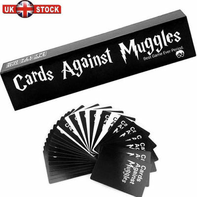 Huge Sealed Cards Against Muggles 1440 Cards Harry Potter Limited Edition New UK