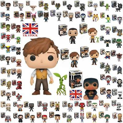 UK Xmas Gift Funko POP&Fantastic Beasts and Where to Find Them Vinyl Figure Toys