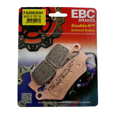 EBC FA209/2HH Brake Pads for Front Royal Enfield Interceptor 650 Twin 2018