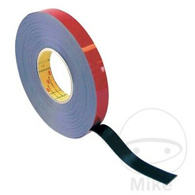3M Acrylic Plus Double Sided Adhesive Tape PT 1100 6mmx20m E80318