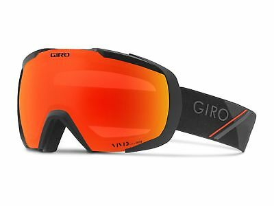 Giro Ski Snowboard Goggle Brille ONSET black/red sporttech vivid ember 2019