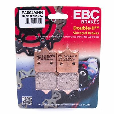 EBC FA604-4HH Replacement Brake Pads for Front BMW S 1000 RR 10-18