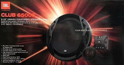 Kenwood Excelon Xr 1700p 6 1 2 Component Speakers Brand New In Box