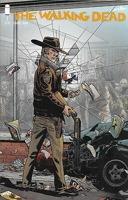 The Walking Dead Comic Issue 1 15th Anniversary Retailer Edition Modern Age 2018