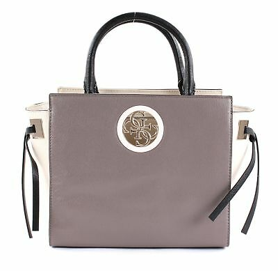Society Open Road Taupe Satchel Guess Multi PkXOiZuT