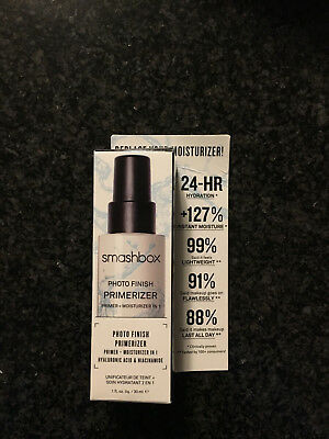 Smashbox Photo Finish Primerizer - 30ml/1oz - BRAND NEW