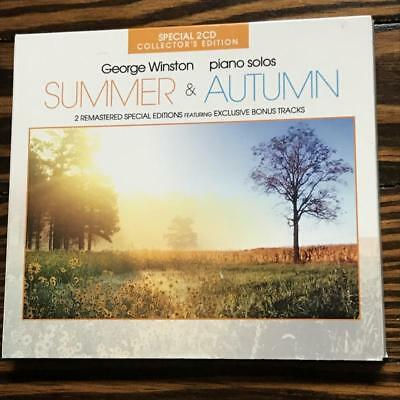 George Winston / Summer and Autumn: Special 2 CD Collector's Edition - George ..