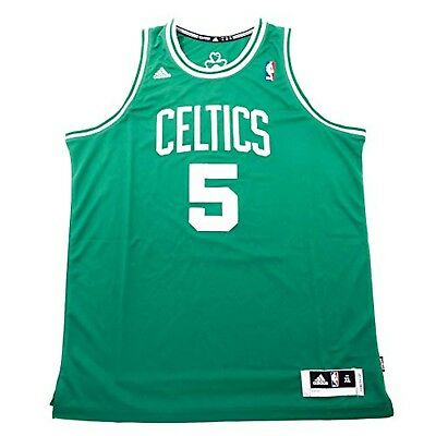 bd9411940980 NBA Boston Celtics Kevin Garnett Green Adidas Away Jersey  5 (XL) FREE  SHIPPING