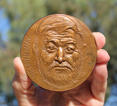 USA writer E. HEMINGWAY, The Old Man and the Sea, Nobel Prize, Belo