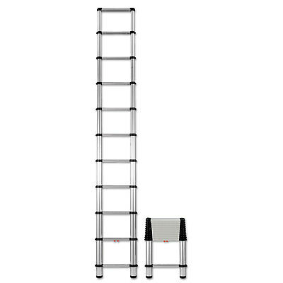 Telesteps Aluminum 14 ft Telescopic Extension Ladder