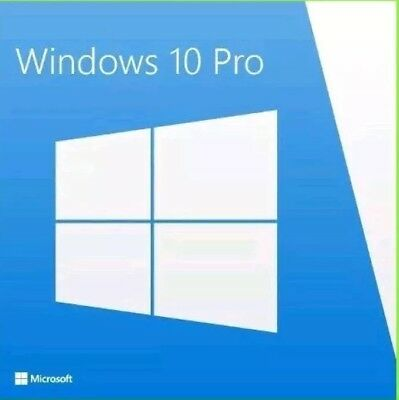 Windows 10 Pro Professionale 32/64 Bit Licenza Originale Al  100%  Esd Garantito