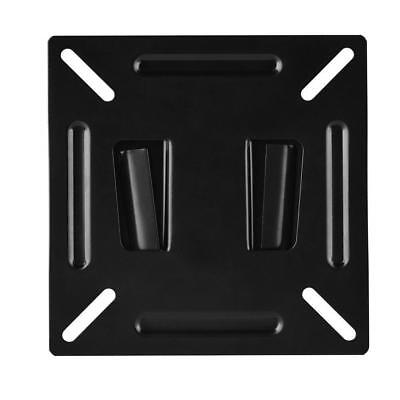 Flat Panel LCD TV Screen Monitor Wall Mount Bracket Stand Holder Black