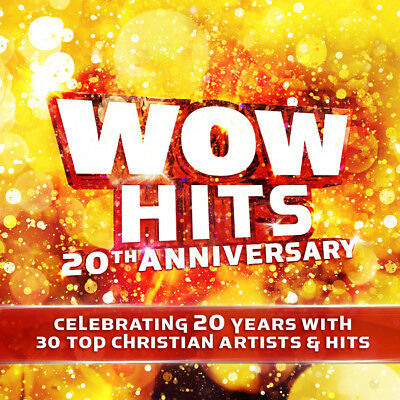 Various Artists - Wow Hits 20th Anniversary [2CD] 2016  ** NEW **