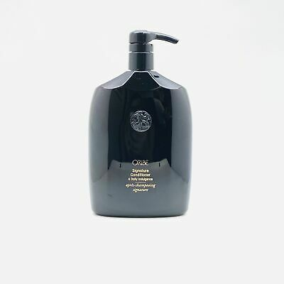 Oribe Signature Conditioner A Daily Indulgence 33.8 With Pump