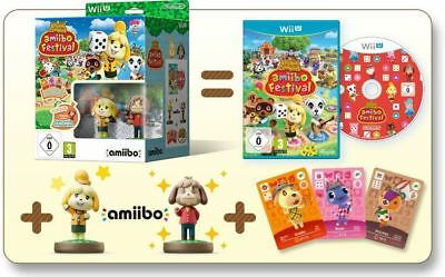 Animal Crossing Amiibo Festival - Limited Edition Nintendo Wii U