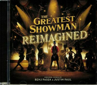 VARIOUS - The Greatest Showman: Reimagined - CD (unmixed CD)