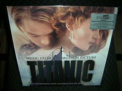 TITANIC **Soundtrack *BRAND NEW 180 GRAM RECORD LP VINYL