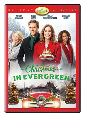 Christmas In Evergreen Dvd Single Disc Edition New Unopened