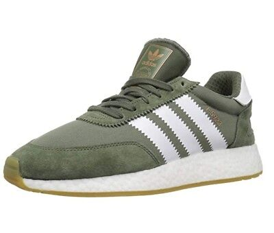 buy online 4b5c2 dd9d4 Adidas Originals Mens I-5923 Running Shoe, Base GreenWhite, CQ2490,