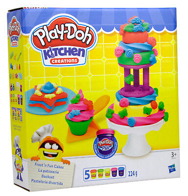 Play-Doh Backset Kitchen Creations Kinder Knete Hasbro Knetgummi Küche 102256