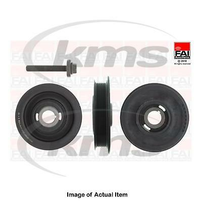 New Genuine FAI Crankshaft Belt Pulley Set FVD1001K Top Quality